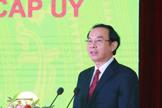 Ông Nguyễn Văn Nên được bầu làm Bí thư Thành uỷ TPHCM với số phiếu tuyệt đối