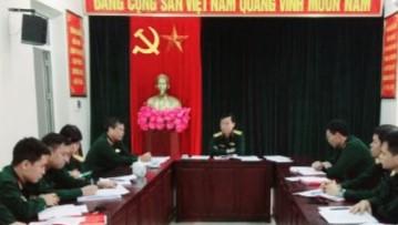 Tòa án quân sự Thủ đô Hà Nội tổ chức Hội nghị Tổng kết phong trào thi đua năm 2020