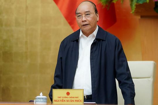Thủ tướng: Hỗ trợ 5 tỉnh miền Trung mỗi tỉnh 1000 tấn gạo và 100 tỷ đồng