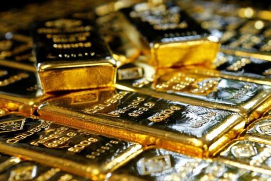 Giá vàng hôm nay 19/10: Vàng trong nước cao nhất 56,2 triệu đồng/lượng