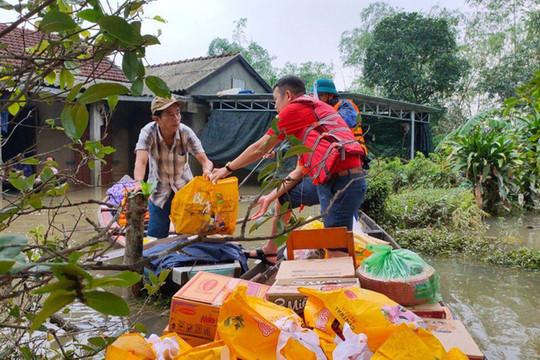 Xuất cấp 4.000 tấn gạo hỗ trợ Quảng Bình, Quảng Trị, Thừa Thiên Huế, Quảng Nam