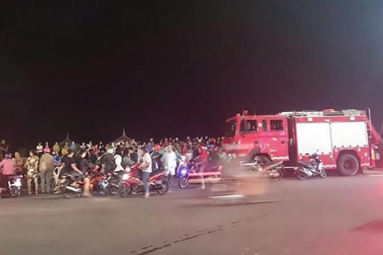 Bình Định: 2 thanh niên chết đuối ở biển Quy Nhơn