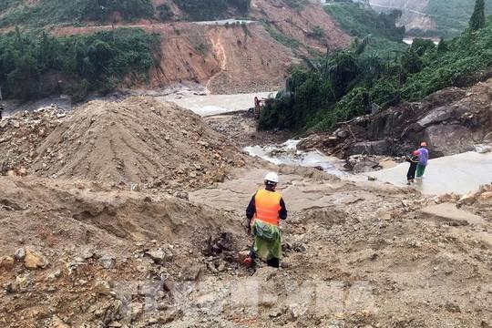 Vụ sạt lở Thủy điện Rào Trăng 3: Tìm thấy thêm 1 thi thể nạn nhân
