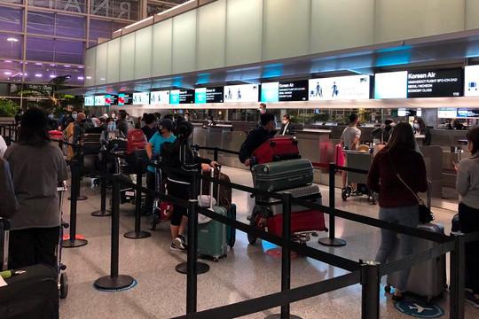 Dịch COVID-19: Đưa hơn 600 công dân Việt Nam từ Mỹ, Hàn Quốc, Philippines về nước