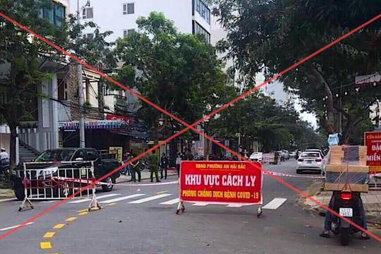 Đà Nẵng bác tin có ca mắc Covid-19 mới ngoài cộng đồng