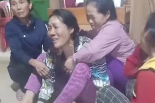 Quảng Bình: Sạt lở núi vùi lấp 4 người đi rừng