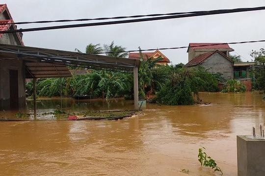 Quảng Bình:                Lên phương án di dời hơn 30 nghìn hộ dân tránh bão số 8