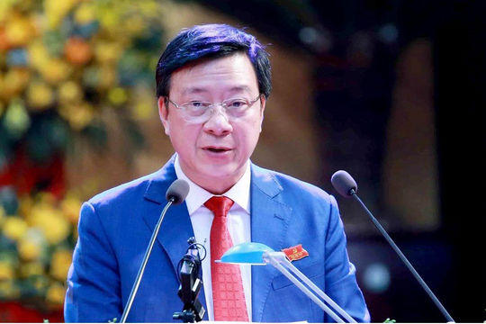 Đồng chí Phạm Xuân Thăng làm Bí thư Tỉnh ủy Hải Dương