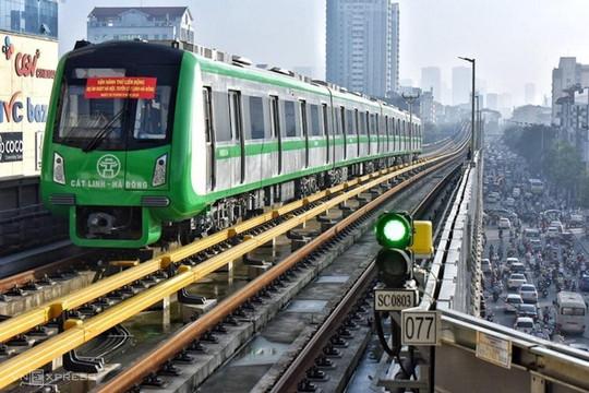 Sẽ vận hành đường sắt Cát Linh - Hà Đông trước tháng 1/2021