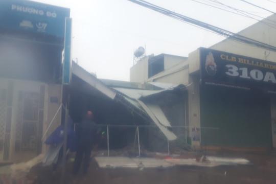 Gia Lai: Bão số 9 khiến 1 người tử vong, 12 huyện, thị gặp sự cố về điện