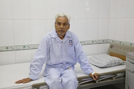 Ca vỡ phình động mạch thận đầu tiên ở Việt Nam