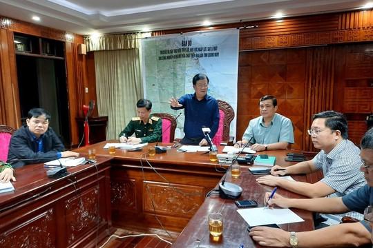 Nóng: Sạt lở đất ở Quảng Nam, 53 người mất tích