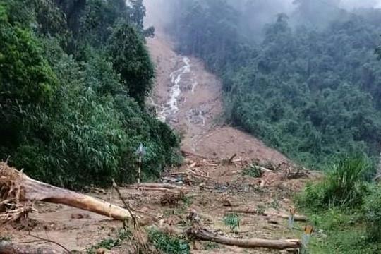 Quảng Bình: Tìm thấy hai thi thể bị vùi lấp ở Trạm bảo vệ rừng Thác Voi
