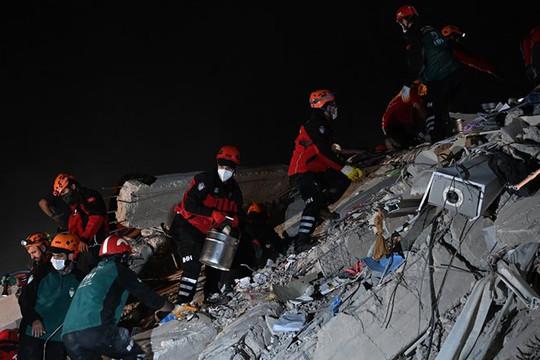 Động đất ở Thổ Nhĩ Kỳ, Hy Lạp: Không có người Việt nào thương vong