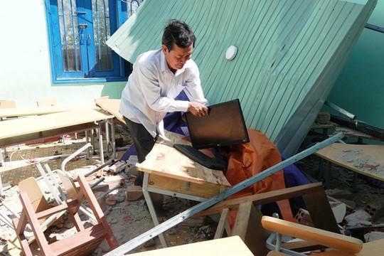 Quảng Ngãi ước thiệt hại 3.200 tỷ đồng do bão số 9 gây ra