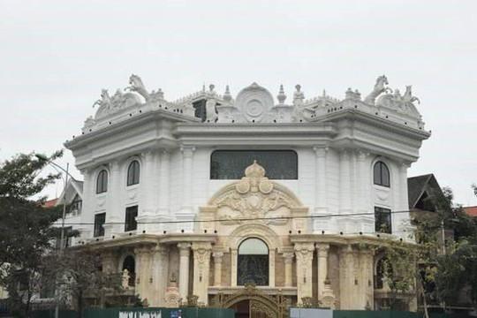 Sở Xây dựng Hà Nội yêu cầu báo cáo về loạt công trình khủng hợp thửa, phá quy hoạch