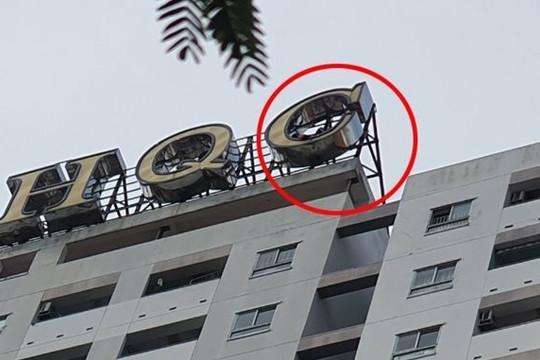 Giải cứu nam thanh niên leo lên nóc tòa nhà cao gần 100m đòi tự tử