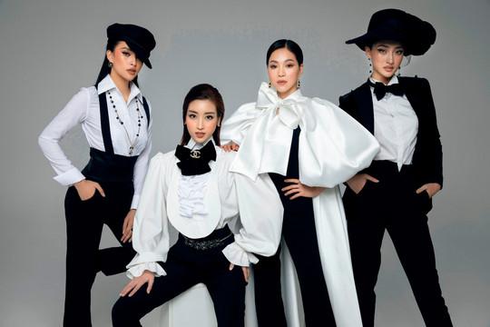 3 Hoa hậu diện menswear cực ngầu, Mỹ Linh, Tiểu Vy, Thùy Linh: ai hơn ai?