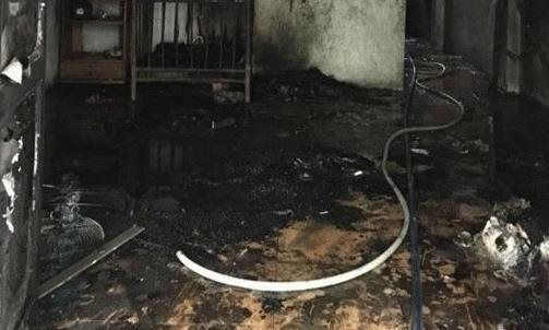 Cháy nhà khiến 2 vợ chồng tử vong tại Đồng Nai