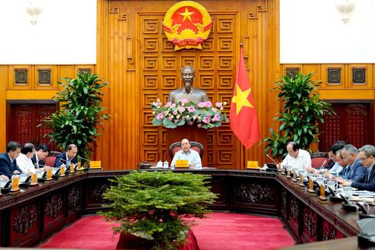 Thủ tướng chủ trì họp chuẩn bị cho Hội nghị Cấp cao ASEAN 37
