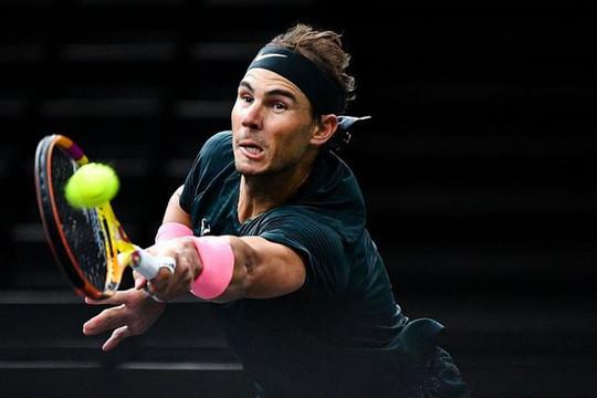 Thắng Jordan Thompson, Rafael Nadal vào tứ kết Paris Masters 2020