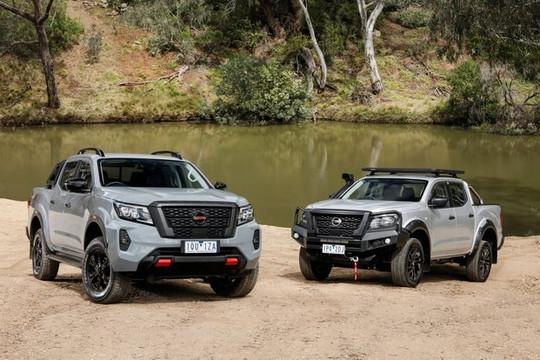 Nissan Navara 2021 ra mắt sẵn sàng đấu với Ford Ranger