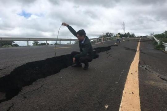 Gia Lai: Khởi tố vụ đường tránh Chư Sê 250 tỷ đồng bị sụt lún