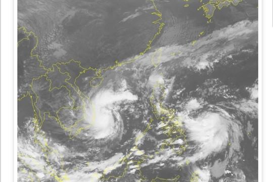 Bão số 12 gây mưa lớn, khả năng xuất hiện bão số 13