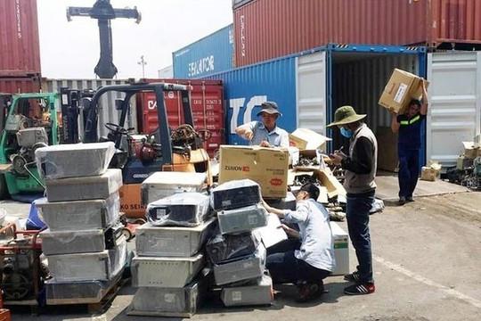 Tổng cục Hải quan: Không còn chất thải, phế liệu không đáp ứng các quy định vào Việt Nam