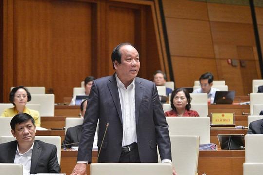 Liên thông thủ tục hành chính: 'Chấm dứt việc người chết đi bầu trưởng thôn'