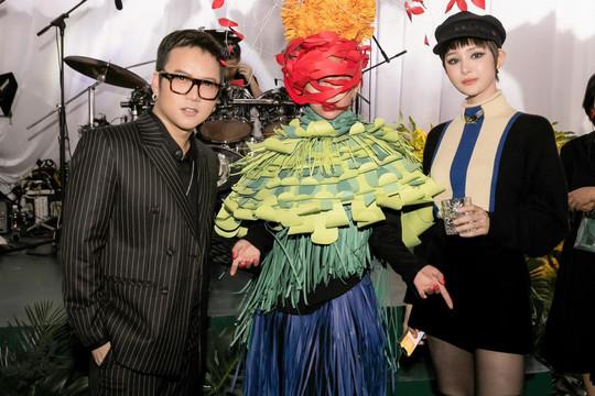 Thanh Hằng, NTK Chung Thanh Phong và loạt sao dự event của Hermes với phong cách thời trang ấn tượng