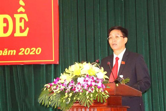 Đắk Nông có tân Chủ tịch UBND tỉnh