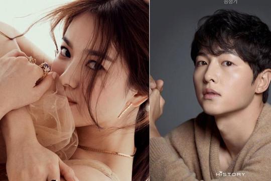 Song Joong Ki khiến MXH xôn xao khi có lời nhắn nhủ đến Song Hye Kyo đúng ngày Độc thân?
