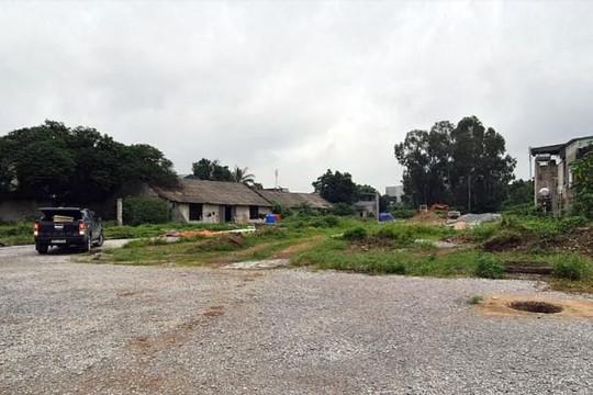 Chính quyền cảnh báo rủi ro từ dự án Khu dân cư Gốm Quyết Thắng