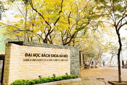 Trường ĐH Bách khoa Hà Nội lọt bảng xếp hạng các đại học hàng đầu châu Á