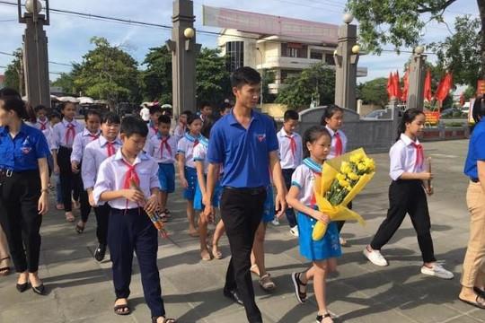 Trường tiểu học Nguyễn Thị Minh Khai (huyện Hưng Nguyên - Nghệ An): Điểm sáng trong công tác xây dựng trường học hạnh phúc