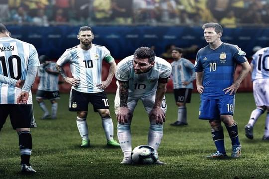 Lionel Messi – ĐT Argentina: Những trái tim lạc nhịp