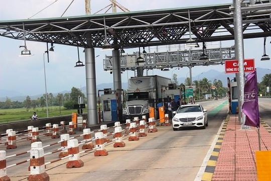 Xử phạt một trạm thu phí BOT tại Bình Định