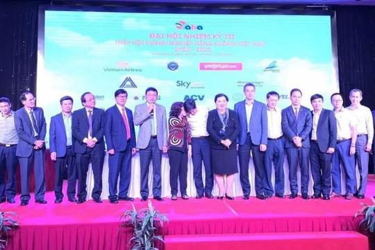 Hiệp hội Doanh nghiệp Hàng không Việt Nam kiện toàn nhân sự chủ chốt nhiệm kỳ 2020-2025