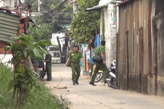 Bắt hai đối tượng đánh chết người đàn ông ở quận Bình Tân