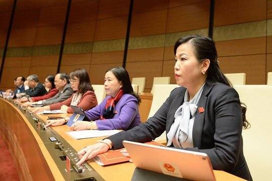 Thông qua Luật sửa đổi, bổ sung một số điều Luật Phòng, chống HIV/AIDS
