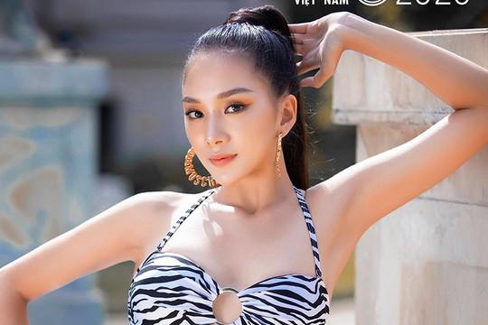 """Nóng """"bỏng mắt"""" với hình thể của top 35 Hoa Hậu Việt Nam 2020"""