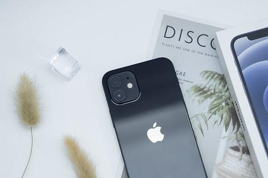 iPhone 12 mini dính lỗi độ nhạy cảm ứng trên màn hình khóa