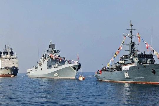 Nga sẽ xây dựng căn cứ hải quân tại Sudan, mở rộng ảnh hưởng tại châu Phi