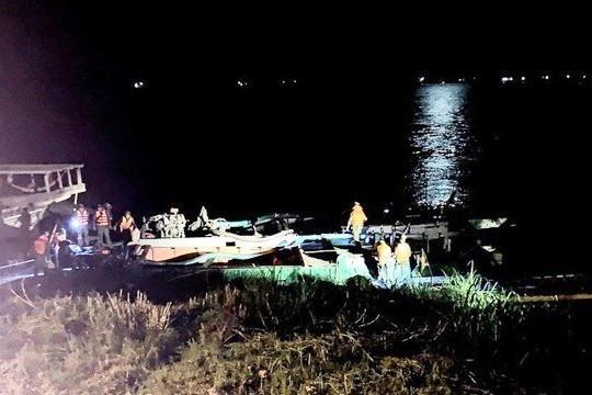 Truy bắt nhóm đối tượng dùng súng bắn người trên sông