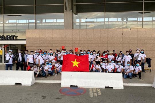 Đưa gần 350 công dân Việt Nam từ hơn 30 quốc gia về nước an toàn
