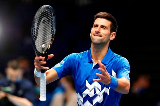 ATP Finals: Djokovic đấu Thiem ở bán kết