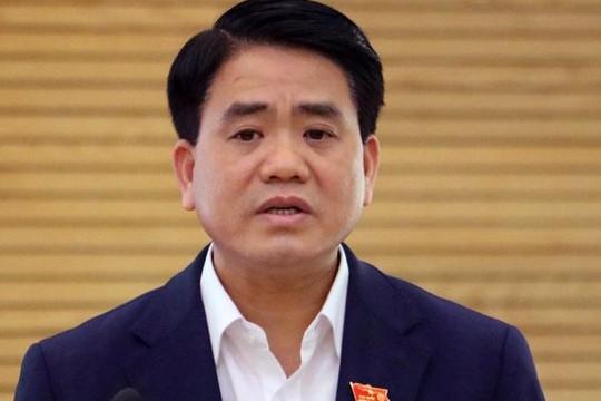 """Đề nghị truy tố ông Nguyễn Đức Chung về tội """"Chiếm đoạt tài liệu bí mật Nhà nước"""""""