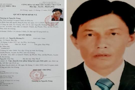 Bắt đối tượng truy nã đặc biệt nguy hiểm trong vụ vận chuyển lậu 51kg vàng