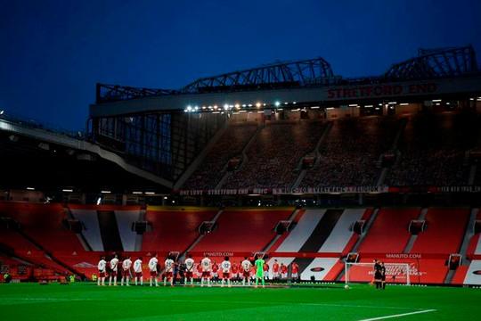 Manchester United bị tấn công hệ thống mạng
